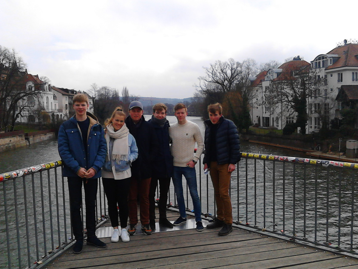 Der Schüler-Workshop in Sindelfingen/Tübingen hat begonnen