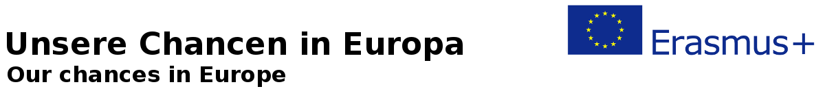 Unsere Chancen in Europa